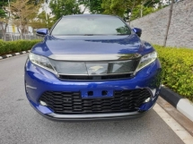 2018 TOYOTA HARRIER HARRIER S PACKAGE