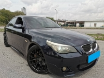 2008 BMW 5 SERIES 530I LCI M SPORT MODEL ORI GOOD CONDITION
