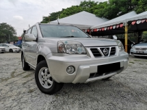 2007 NISSAN X-TRAIL 2.0L SUX 4WD BEST BUY 1OWNER