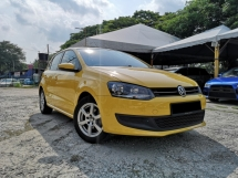 2011 VOLKSWAGEN POLO 1.2 TSI FULL SPEC 1 LADY OWNER FU LON
