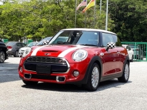 2014 MINI Cooper S 2.0L Two Doors Twin Turbo HUD/SUNROOF CBU Japan