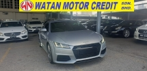 2015 AUDI TT 2.0 TFSI S-LINE ACTUAL YEAR MAKE SST INCLUSIVE