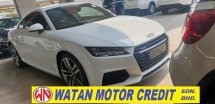 2015 AUDI TT 2.0 TFSI S LINE ACTUAL YEAR MAKE NO HIDDEN CHARGES