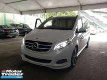 2018 MERCEDES-BENZ VITO MERCEDES LUXURY VITO.