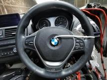 BMW F30 116I MSPORT N13 TURBO HALF CUT
