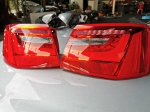 AUDI A6 C7 HYBIRD TAIL LAMP SET Lighting