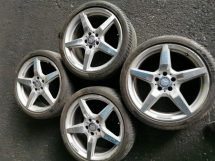 MERCEDES CLS W218 AMG SPORT RIM SET Rims & Tires