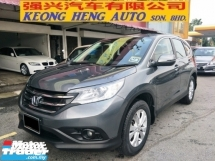 2013 HONDA CR-V 2.0 i VTEC 4WD (FREE 2 YEARS WARRANTY)