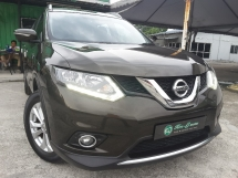 2015 NISSAN X-TRAIL 2.0 IMPUL 360 CAMERA 1% D/PAYMENT