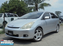 2005 TOYOTA WISH 1.8 VVT-i Sunroof TipTOP Condition LikeNEW Reg.2009