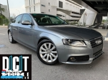 2013 AUDI A4 1.8 TFSI NEW FACELIFT S-LINE ONE LADY OWNER LIKE NEW