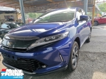 2017 TOYOTA HARRIER 2.0 Premium Turbo Engine Unregister 1 YEAR WARRANTY