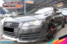 2012 AUDI A7 Audi A7 3.0 TFSI QUATTRO TURBO (A) TIP-TOP CONDITION