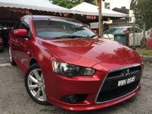 2011 MITSUBISHI LANCER 2011 MITSUBISHI LANCER 2.0 GT (A) NEW FACELIFT FULL SPEC