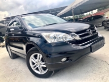 2012 HONDA CR-V 2.0 AWD (A) FACELIFT 1 OWNER TIP - TOP CONDITION