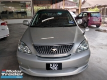 2007 TOYOTA HARRIER 2.4 (A)