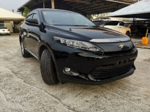 2014 TOYOTA HARRIER 2.0 Elegance SUV (FREE WARRANTY) UNREG