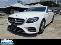 2016 MERCEDES-BENZ E-CLASS E200 2.0 AMG 360 CAMERA JAPAN SPEC UNREG