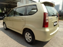 2005 TOYOTA AVANZA 1.3 E (A) VVT-i One Owner Low Mileage Tip Top Condition