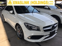 2017 MERCEDES-BENZ CLA CLA200 CLA180 1.6 AMG KEYLESS PUSH START CAMERA