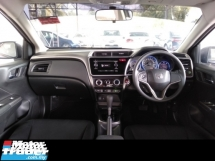 2015 HONDA CITY 1.5E i-VTEC Facelift P/Start Model