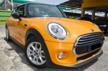 2014 MINI 3 DOOR 1.5 FULL SPEC 68K KM FULL SERVICE RECORD