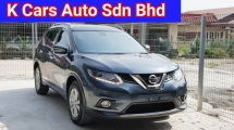 2016 NISSAN X-TRAIL 2.5-L CVT (A) 4WD Super Condition Confirm Never Accident Interior Like New Limited Fully Black Interior Worth Buy