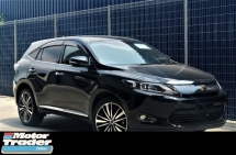 2014 TOYOTA HARRIER 2.0 ELEGANCE  + PREMIUM JAPAN SPECS UNREGISTERED +JBL AUDIO + AFTER MARKET SPORT WHEELS