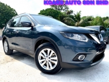 2016 NISSAN X-TRAIL 2.5L 4WD 360 CAMERA ORI CONDITION