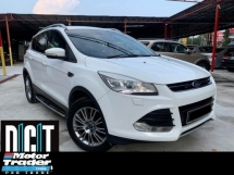 2015 FORD KUGA TITANIUM ECOBOOTS TURBO NEW FACELIFT ONE DOCTOR OWNER 100% LIKE NEW