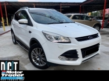 2015 FORD KUGA PREMIUM ECOBOOTS TURBO AUTO POWERBOOT ONE OWNER LIKE NEW CAR CONDITION