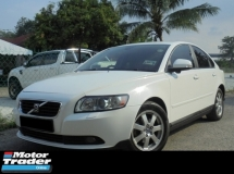 2010 VOLVO S40 2.0 PowerShif SIPS BLIS Facelift Condition LikeNEW