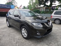 2017 NISSAN X-TRAIL Nissan X-Trail 2.0(A) 1 Owner True Year 2017