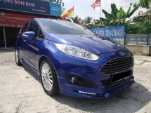 2014 FORD FIESTA 2015 Ford Fiesta Ecoboost 1.0 (A) Turbo 1 Owner