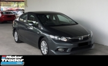 2013 HONDA CIVIC 1.8 (A) i-VTEC FB Modulo Sport Bodykit Model