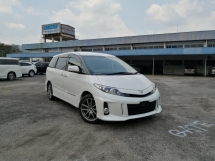 2014 TOYOTA ESTIMA 2.4 PREMIUM ADVANCE VERSION