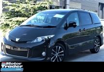 2015 TOYOTA ESTIMA 2.4 AERAS + UNREGISTERED JAPAN SPECS PREMIUM SELECTION CAR  + LOWEST PROCESSING FEE IN TOWN !!
