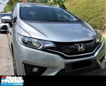 2015 HONDA JAZZ 1.5 V i-VTEC ORI V SPEC MUGENKIT Condition Tiptop 1Jam LULUS Promotion Bank
