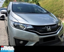 2015 HONDA JAZZ 1.5 V i-VTEC ORI V SPEC MUGENKIT Condition Tiptop 1Jam LULUS Promotion Bank
