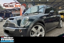 2006 MINI Cooper S 1.6 TURBO (A) RC32 LIMITED EDITION