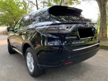 2015 TOYOTA HARRIER 2.0 DVD LEATHER FULL LOAN TIP TOP