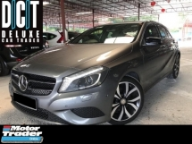2014 MERCEDES-BENZ A-CLASS A200 TURBO SPORT F/RECORD SERVICE L/MILEAGE 1 OWNER LIKE NEW