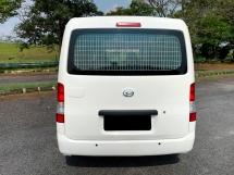 2014 DAIHATSU GRAN MAX 1.5 (M) PANEL VAN