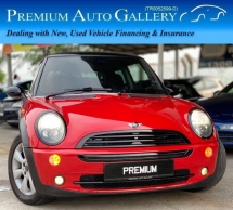 2005 MINI 3 DOOR Cooper R50 LIMITED