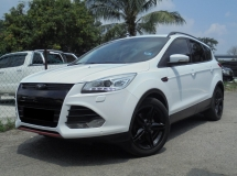 2013 FORD KUGA 1.6 Ecoboost Titanium Panoramic Keyless PushStart Powerboot AutoPARK LikeNEW