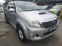 2012 TOYOTA HILUX TOYOTA HILUX 2.5 (A) VNT FACELIFT 4WD