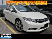 2013 HONDA CIVIC 2.0S Navi TRUE YEAR MADE 2013 Low Mil Full Service Honda Malaysia