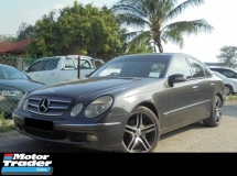2003 MERCEDES-BENZ E-CLASS  E240 2.6 V6 TipTOP Condition LikeNEW Reg. 2008
