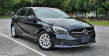 2016 MERCEDES-BENZ A-CLASS 2016 MERCEDES BENZ A180 SE 1.6 TURBO NEW UNREG JAPAN SPEC CAR SELLING PRICE ONLY RM 132000.00 NEGO