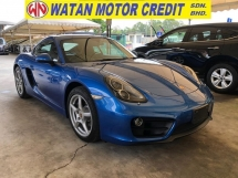 2015 PORSCHE CAYMAN CAYMAN JAPAN SPEC ACTUAL YEAR MAKE 2015 NO HIDDEN CHARGES